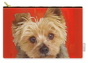 Yorkie 10 Carry-all Pouch