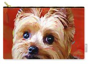 Yorkie 2 Carry-all Pouch