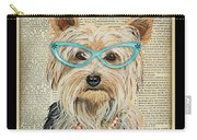 Yorkshire Terrier-jp3856 Carry-all Pouch