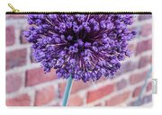 Yorktown Onion Bloom Carry-all Pouch