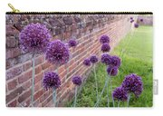 Yorktown Onions Along The Wall Carry-all Pouch