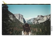 Yosemite Awe Carry-all Pouch