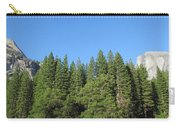 Yosemite Domes Carry-all Pouch
