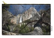 Yosemite Falls Tree Carry-all Pouch