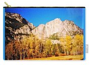 Yosemite National Park California Carry-all Pouch