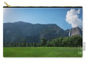Yosemite National Park Panorama Carry-all Pouch