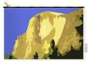 Yosemite Poster Carry-all Pouch