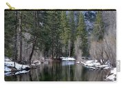 Yosemite Reflections Carry-all Pouch
