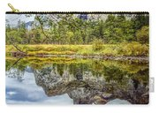 Yosemite Reflections Right Carry-all Pouch