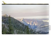 Yosemite Sunrise Carry-all Pouch