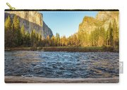 Yosemite Sunset Carry-all Pouch