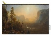 Yosemite Trail - Glacier Point Carry-all Pouch