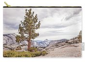 Yosemite Tree Carry-all Pouch