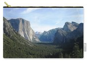Yosemite Valley 1 Carry-all Pouch