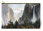 Yosemite Valley, C1860 Carry-all Pouch