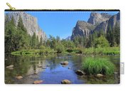 Yosemite Valley, California Carry-all Pouch