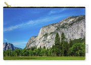 Yosemite West Valley Carry-all Pouch