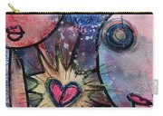 You Are Always In My Heart  Carry-all Pouch