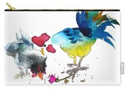 You Are My Sweet Heart Carry-all Pouch by Miki De Goodaboom