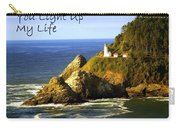 You Light Up My Life 1 Carry-all Pouch