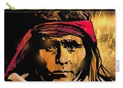 Young Apache Brave Carry-all Pouch