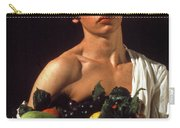 young boy Caravaggio Carry-all Pouch