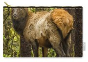 Young Bull Elk Carry-all Pouch