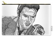 Young Elvis Carry-all Pouch