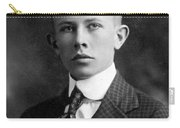 Young Ernest Lawrence Carry-all Pouch