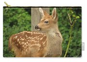 Young Fawn Carry-all Pouch