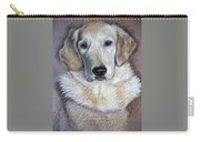 Young Golden Retriever Carry-all Pouch