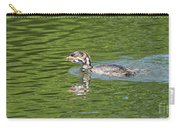 Young Grebe Carry-all Pouch