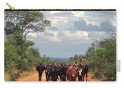 Young Herders, Zambia Carry-all Pouch