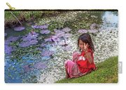 Young Khmer Girl - Cambodia Carry-all Pouch