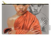 Young Lama Carry-all Pouch