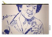 Young Michael Jackson Carry-all Pouch