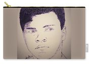 Young Muhammad Ali Carry-all Pouch