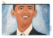 Young President Obama Carry-all Pouch