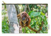 Young Red Howler Monkey Carry-all Pouch