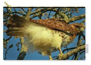 Young Red-tail Carry-all Pouch