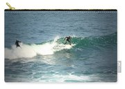 Young Surfers Four Carry-all Pouch