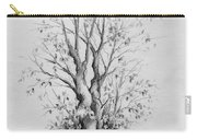 Young Tree Carry-all Pouch by Rachel Christine Nowicki