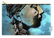 Young Wishram Woman Carry-all Pouch