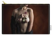 Young Woman Nude 1729.181 Carry-all Pouch