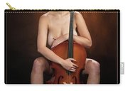 Young Woman Nude 1729.189 Carry-all Pouch
