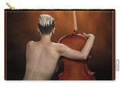 Young Woman Nude 1729.190 Carry-all Pouch