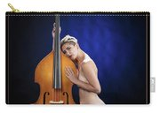 Young Woman Nude 1729.195 Carry-all Pouch