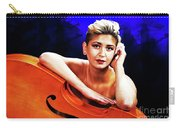 Young Woman Nude 1729.199 Carry-all Pouch
