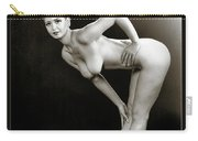 Young Woman Nude 1729.560 Carry-all Pouch