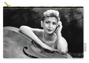 Young Woman Nude 1729.574 Carry-all Pouch
